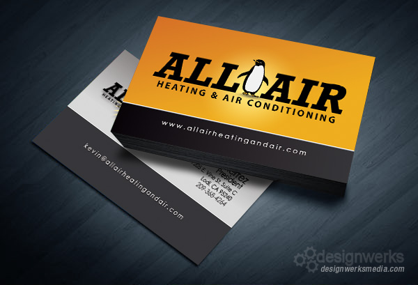 all-air-business-card
