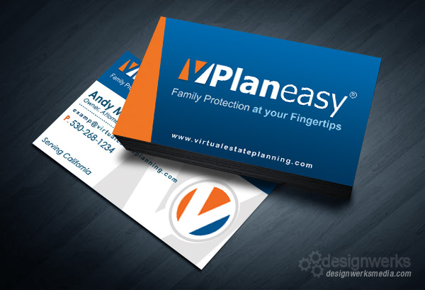 v-plan-easy-business-card